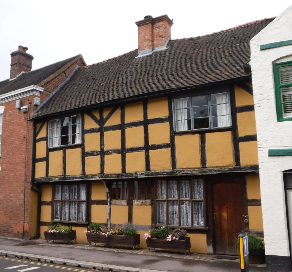Tudor Building