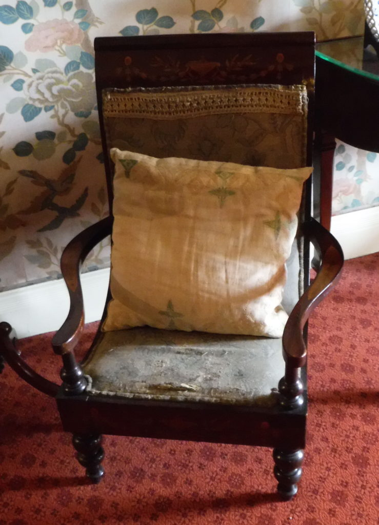 Fucking chair