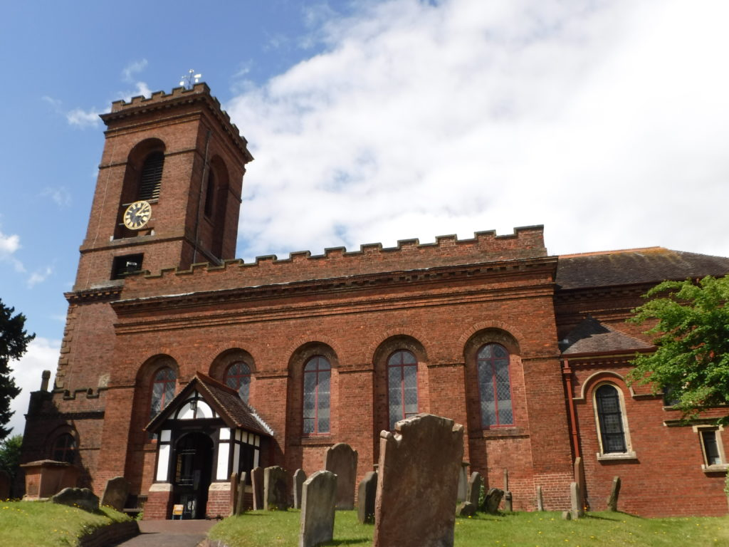Wolverley Church