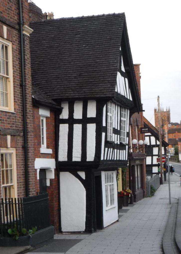 Nantwich Tudor