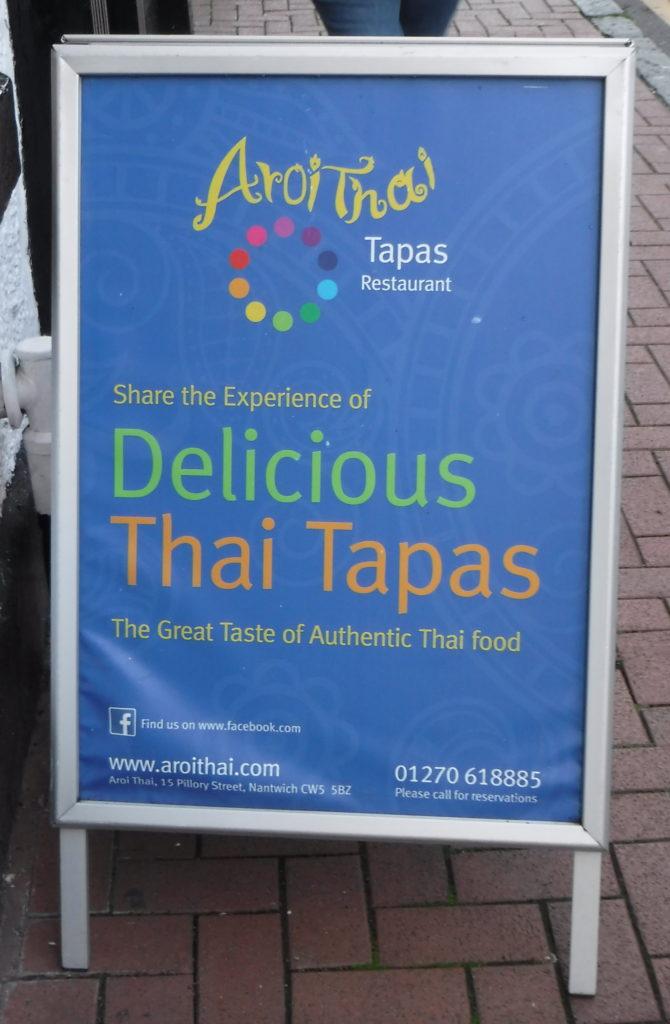Thai Tapas