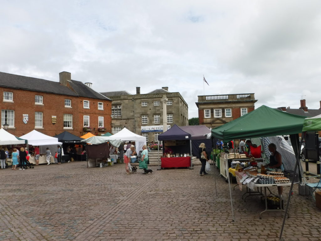 Market Bosworth Market
