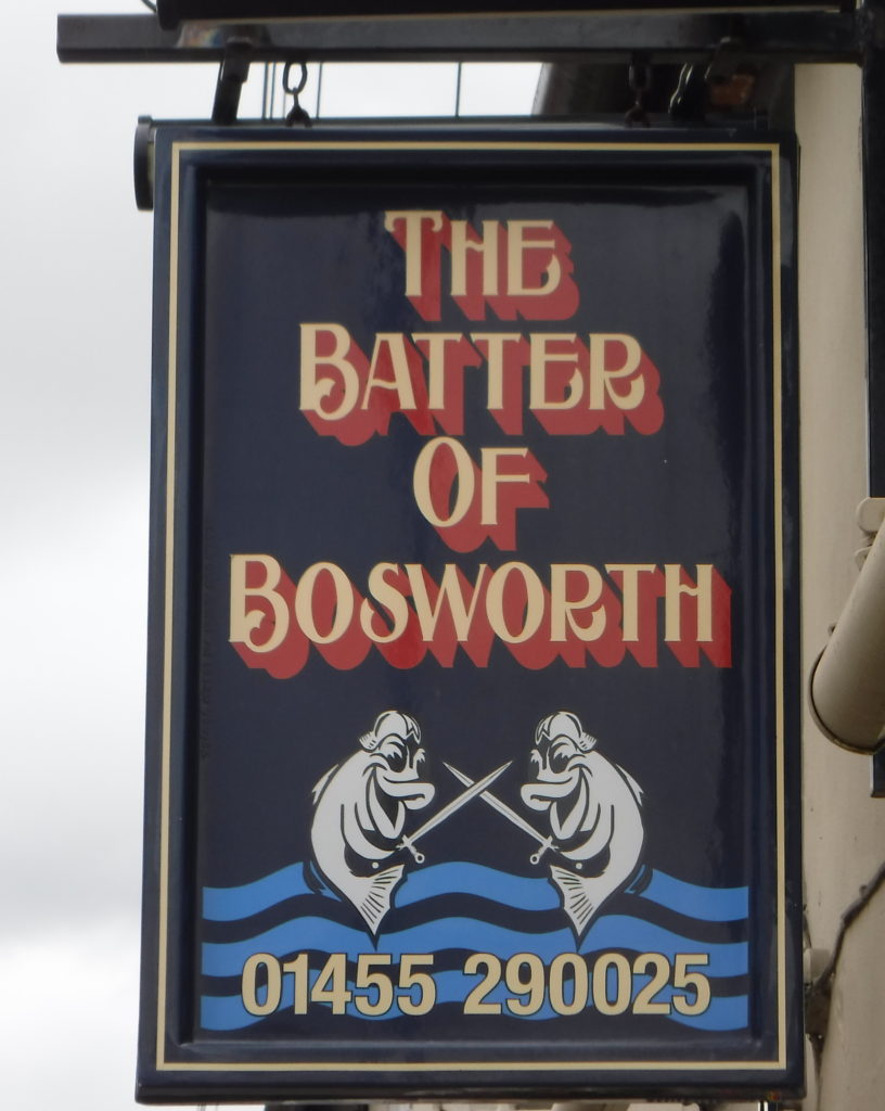 Batter of Bosworth