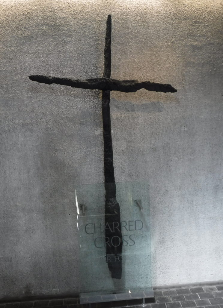 Charred Cross