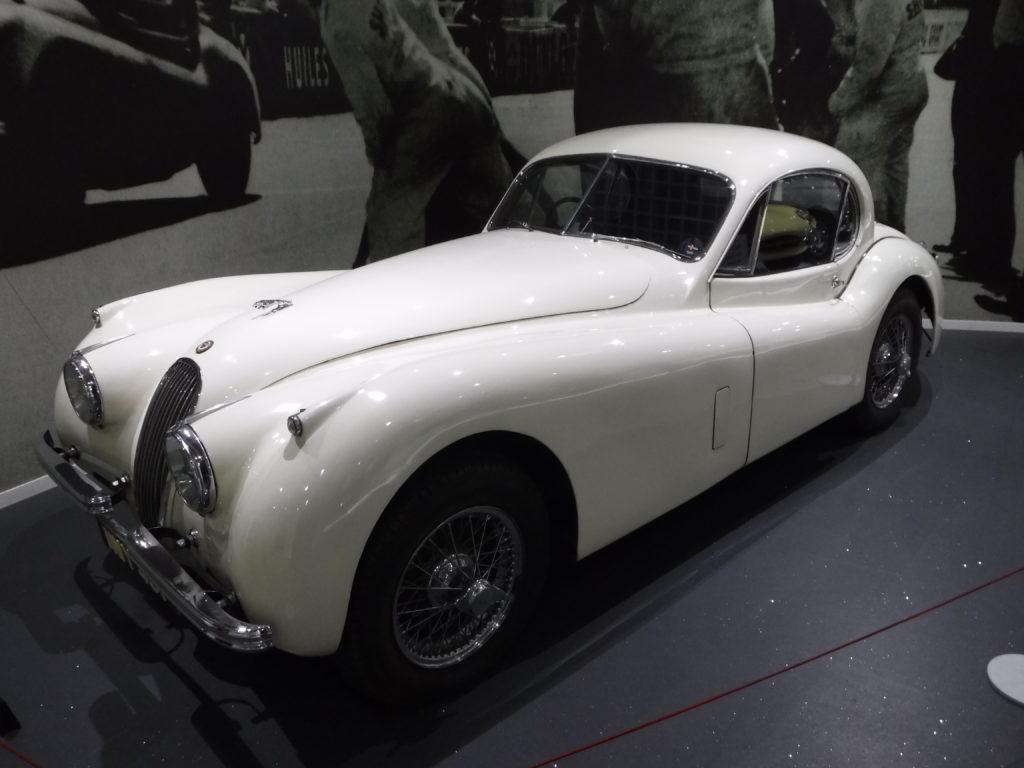 Vintage Jag