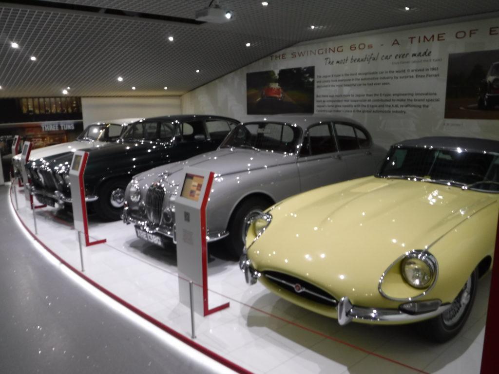 Vintage Jags