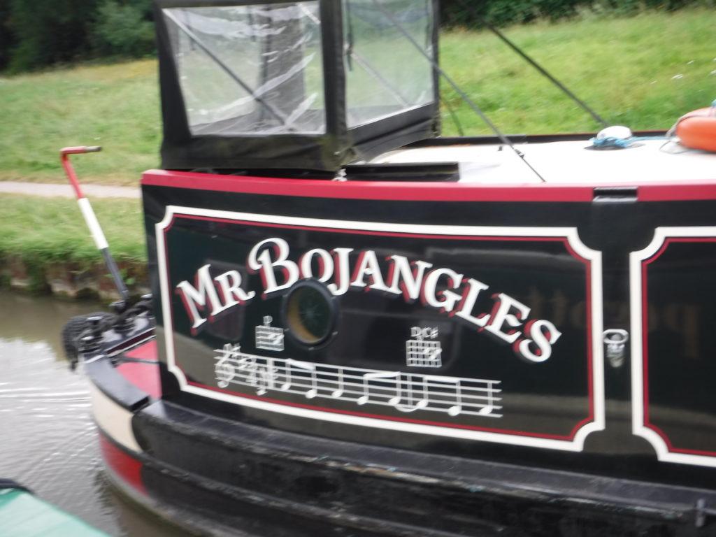 Mr Bojangles