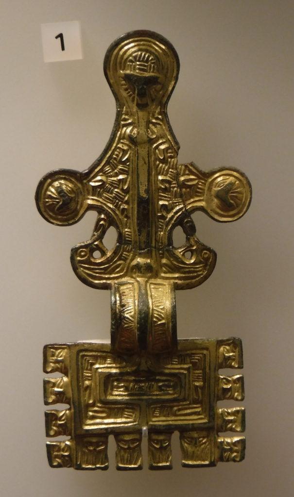 Saxon bronze