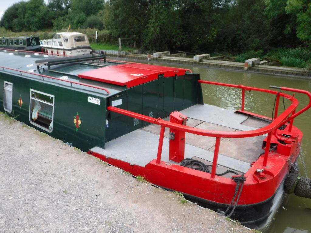 Bruce Trust Boat