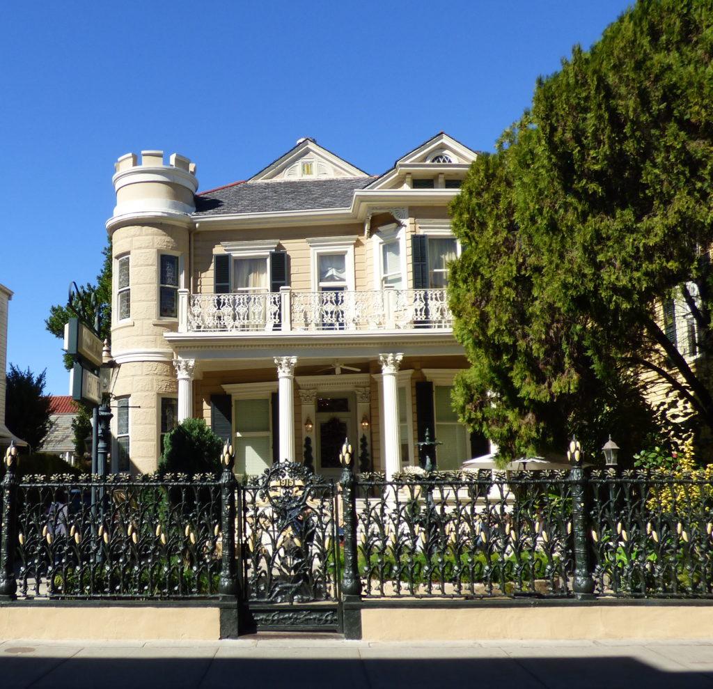 Corncob House