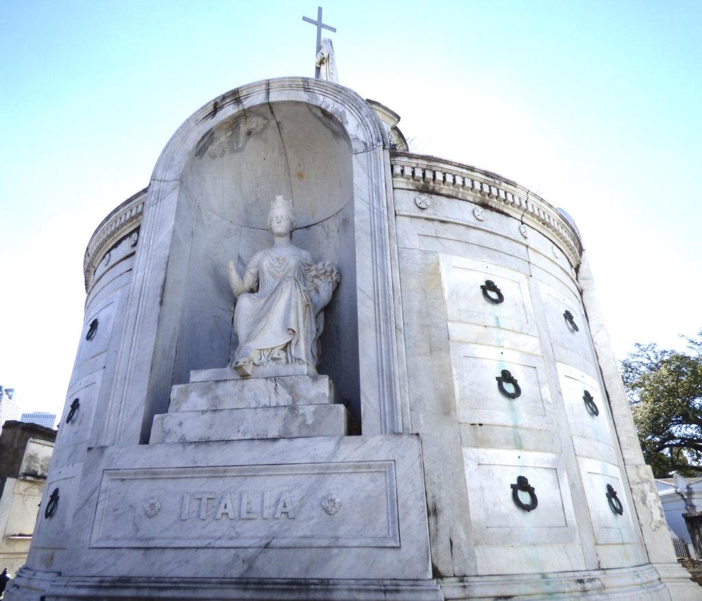 Italian tomb