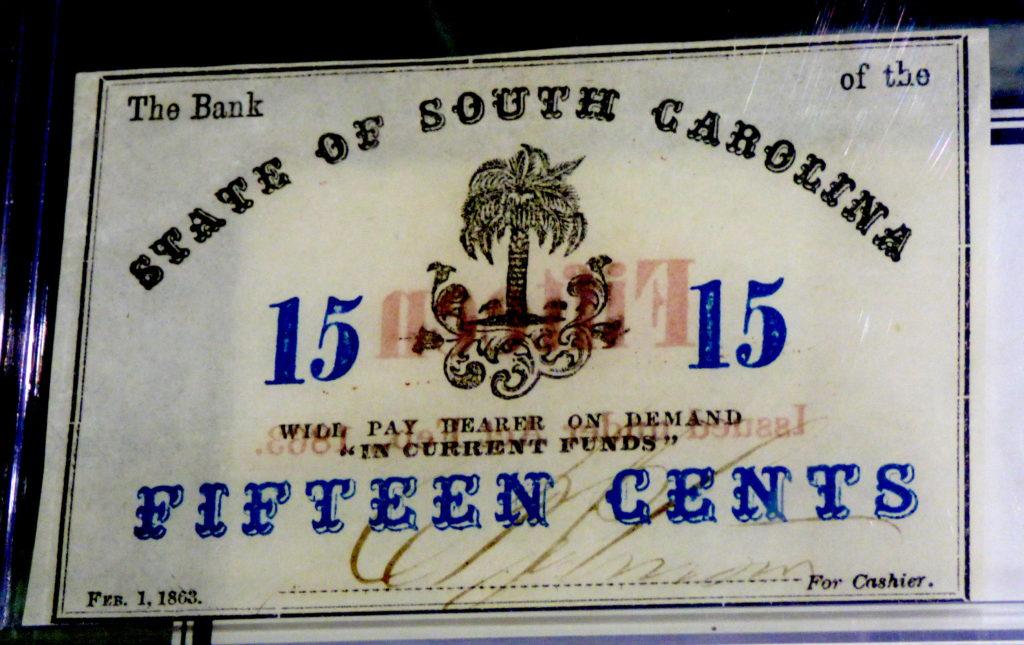 Fifteen Cent Note