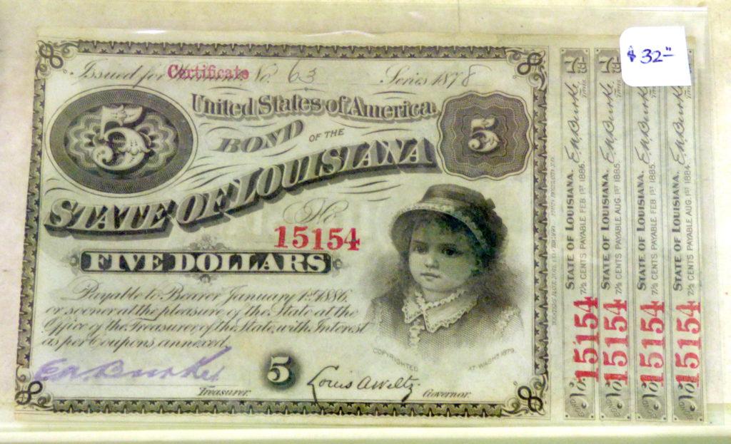 Five Dollar Bond