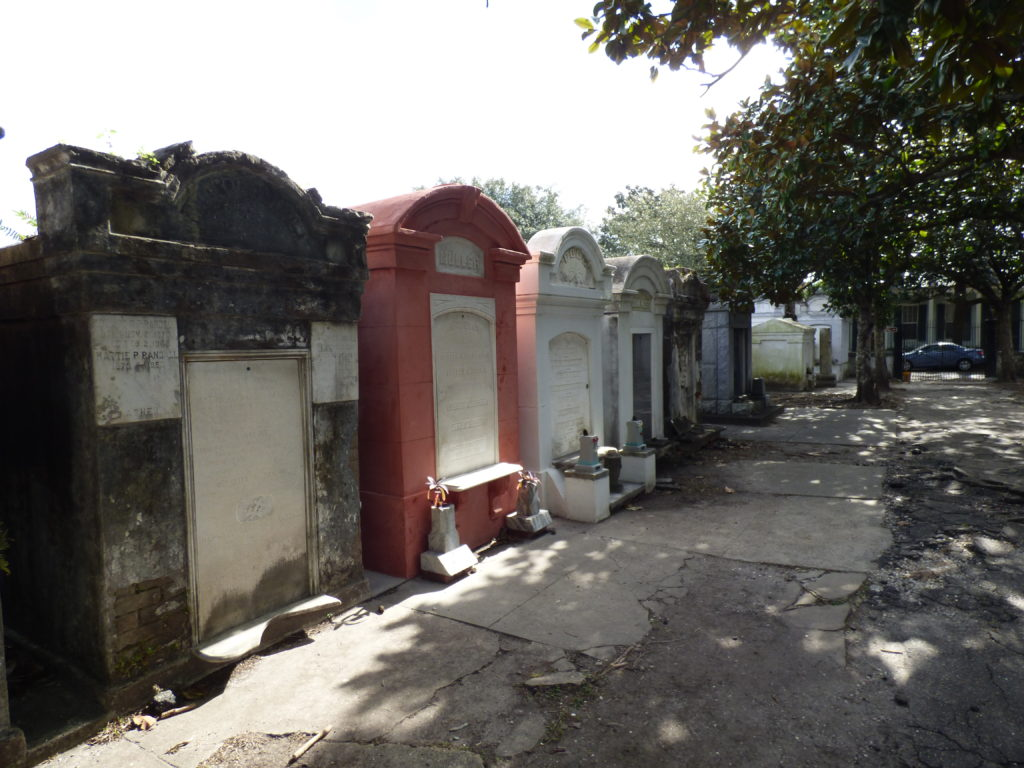 Pink tomb
