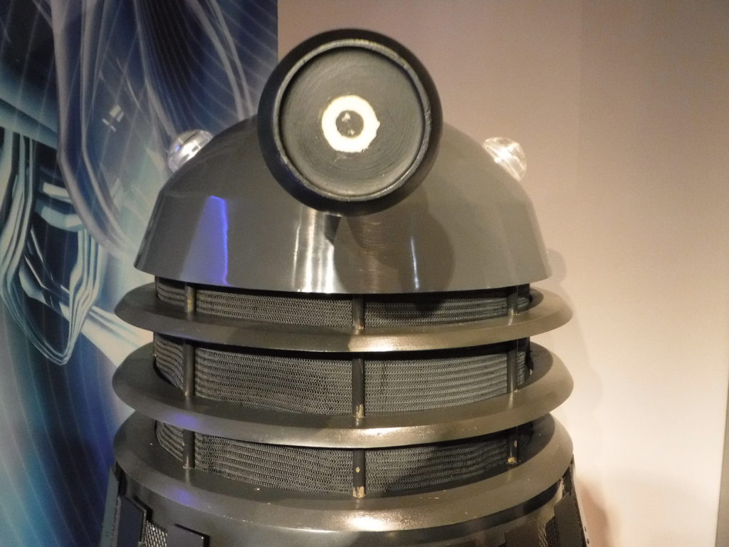 Dalek eyestalk