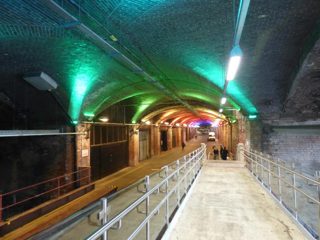 Under Leeds Railway
