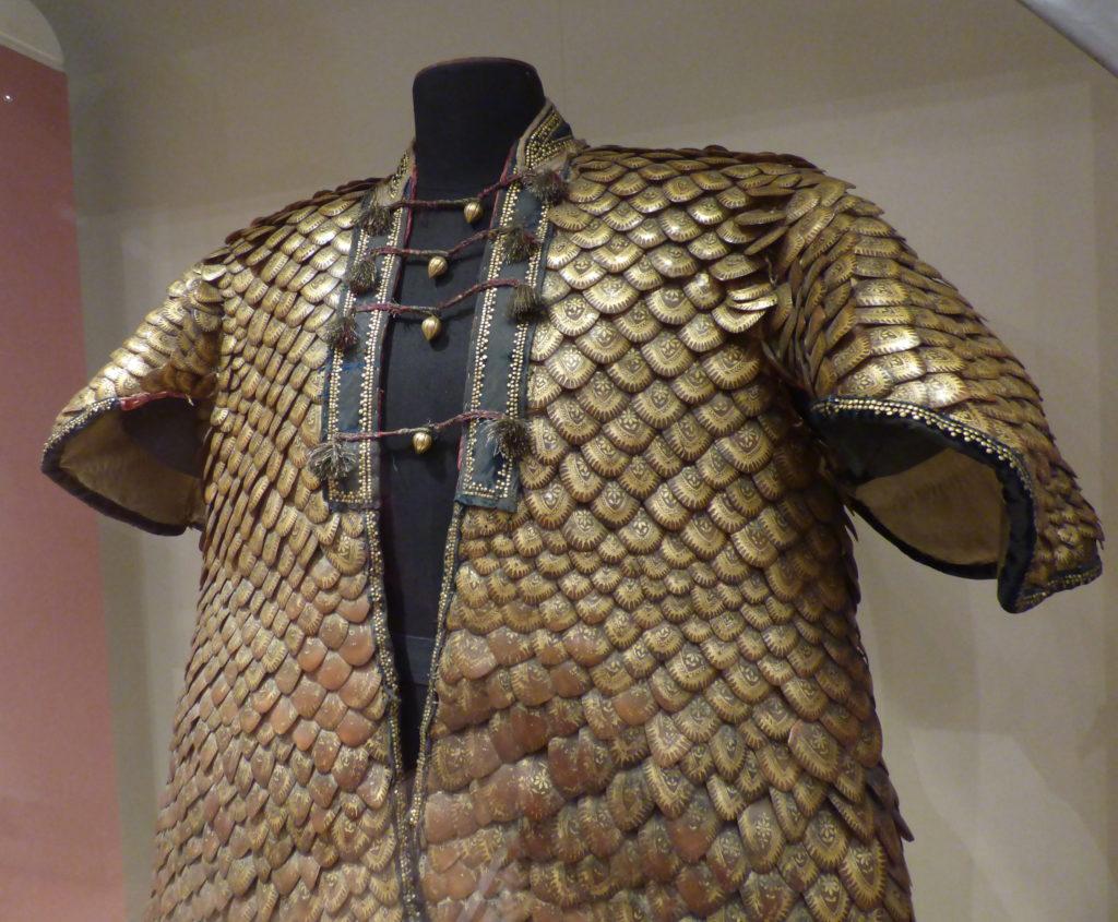 Pangolin armour