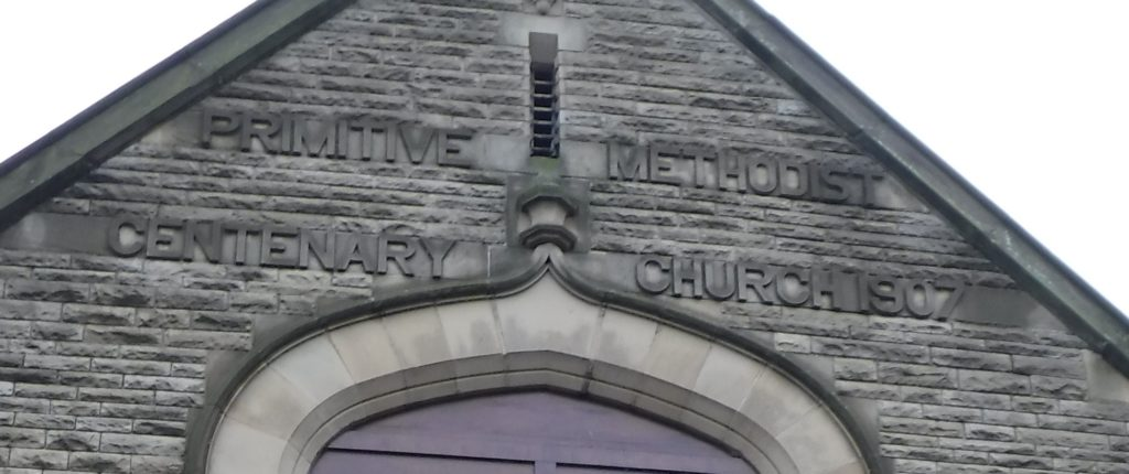 Primitive Methodist