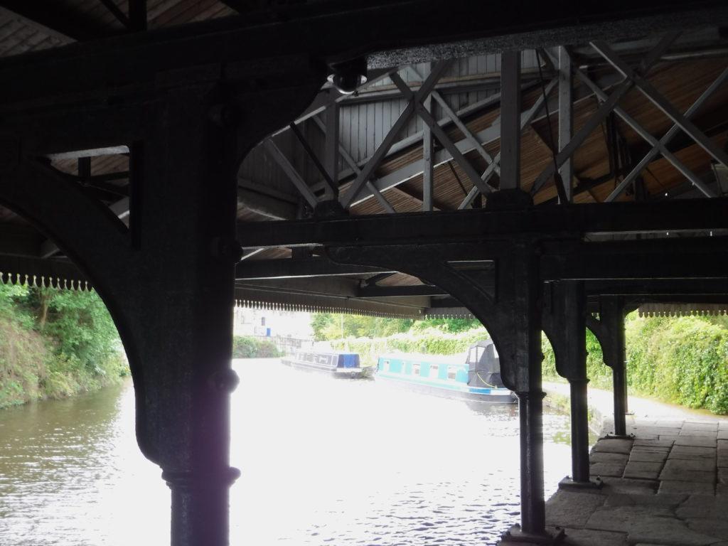 Burnley Wharf