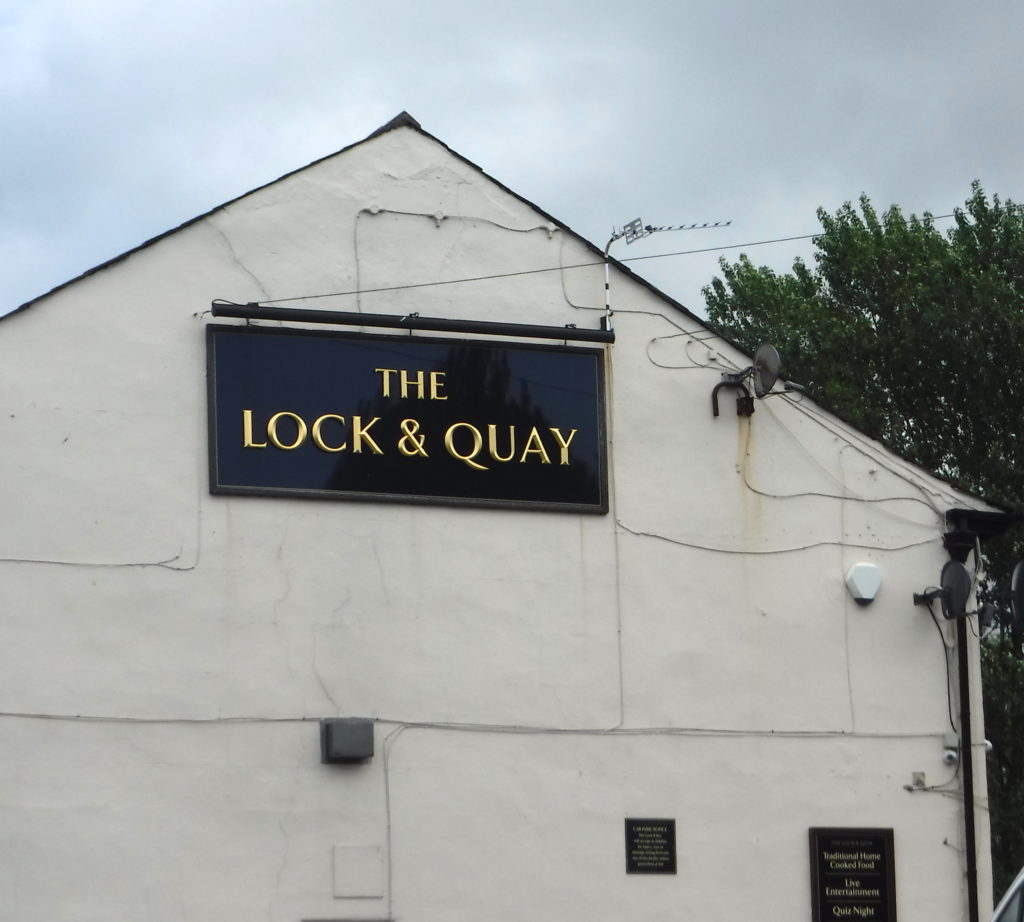 The Lock and Quay