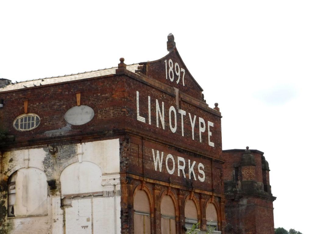 Linotype Works