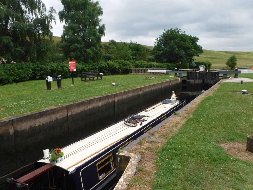Beeston Iron Lock