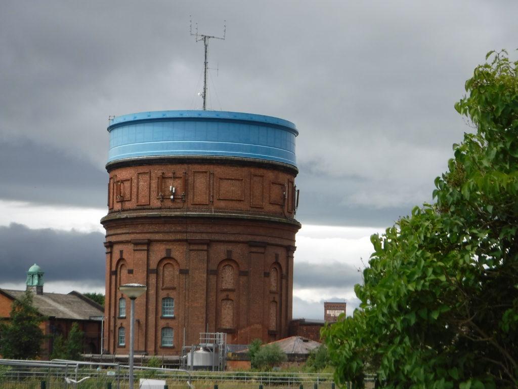 Broughton Water Tower
