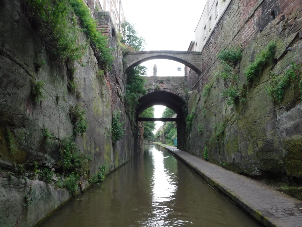 Canal in Chester