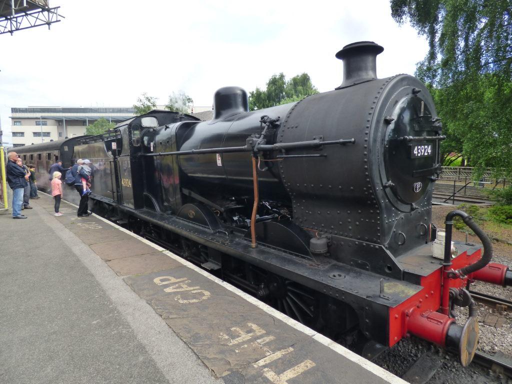 Worth Valley Railway
