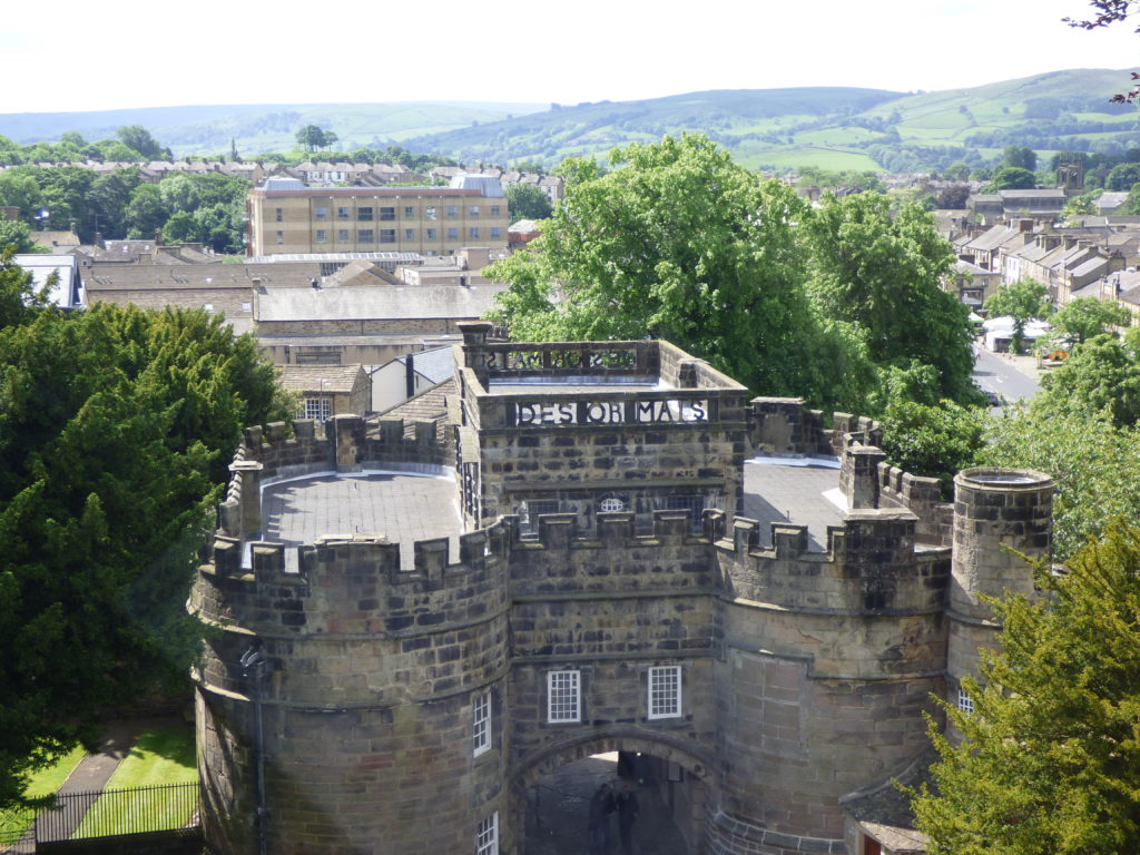 Skipton Castle Gatehouse