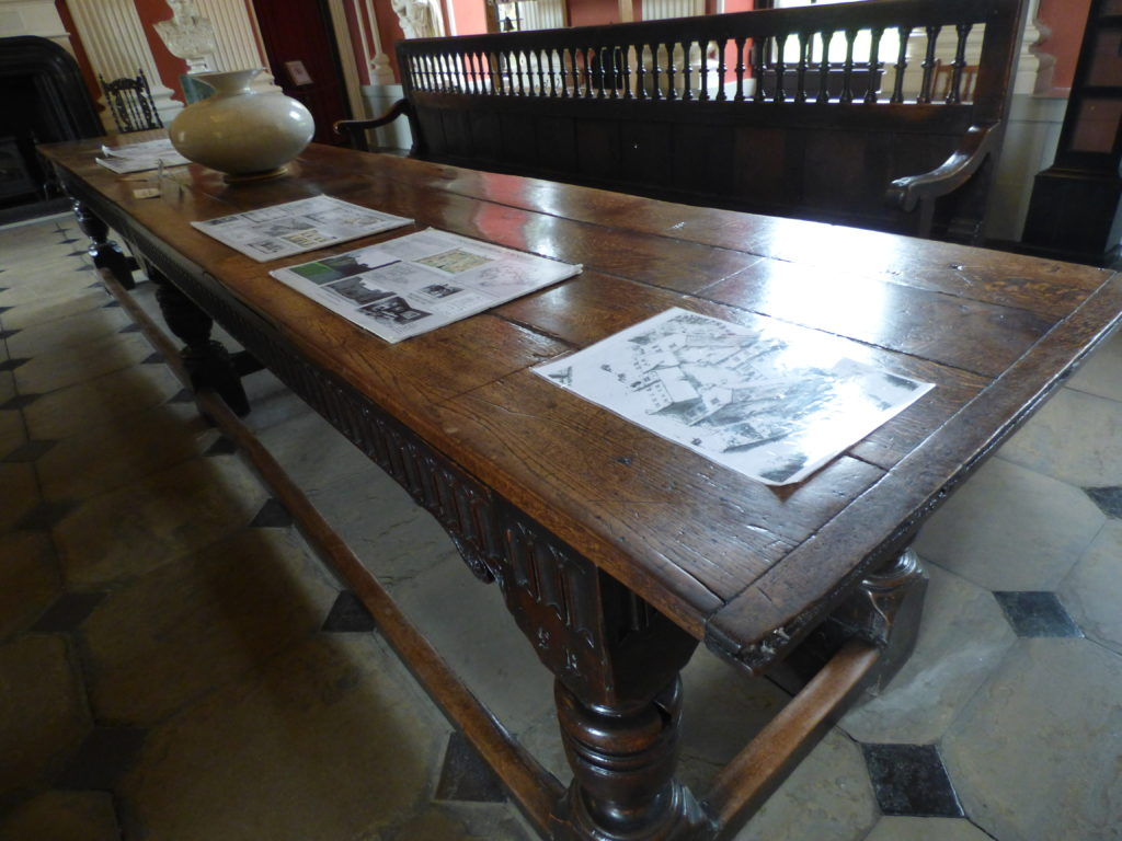 Jacobean table
