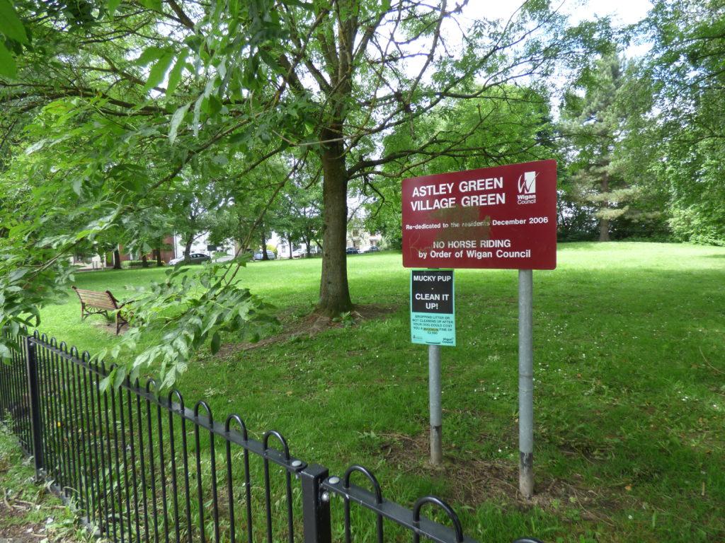 Astley Green Village Green