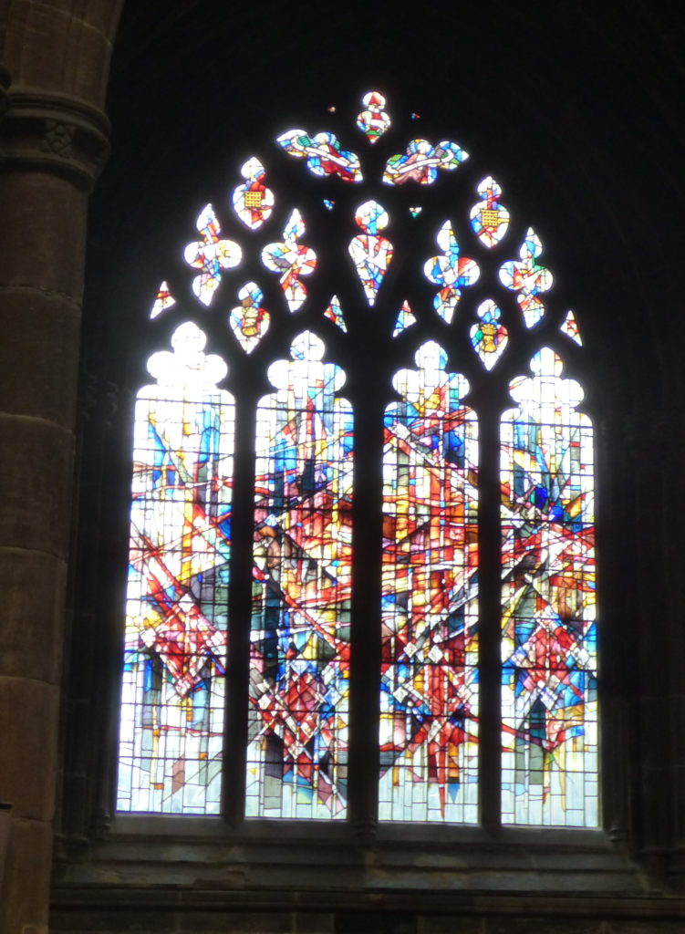 1990s stained glass