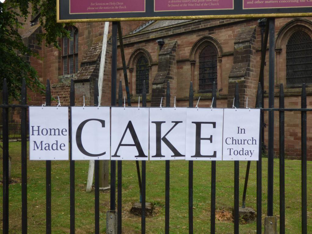 Cake worship