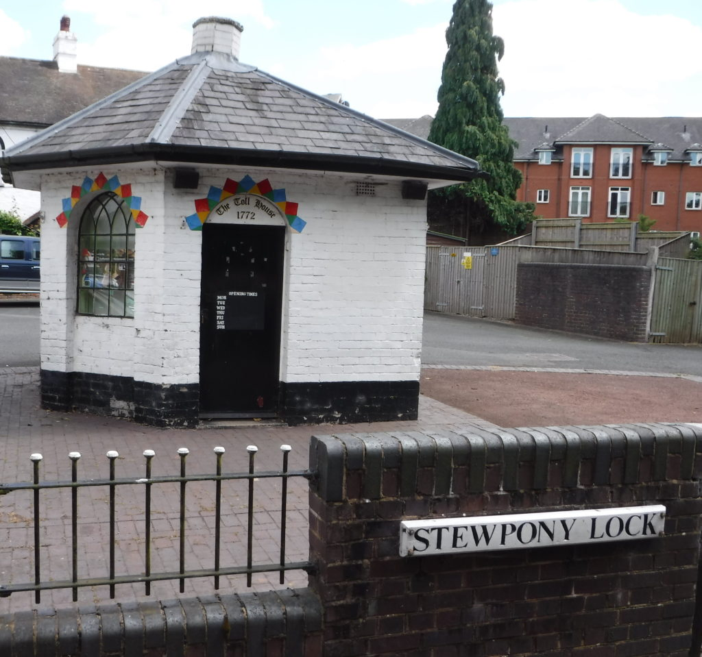 Stewpony Lock