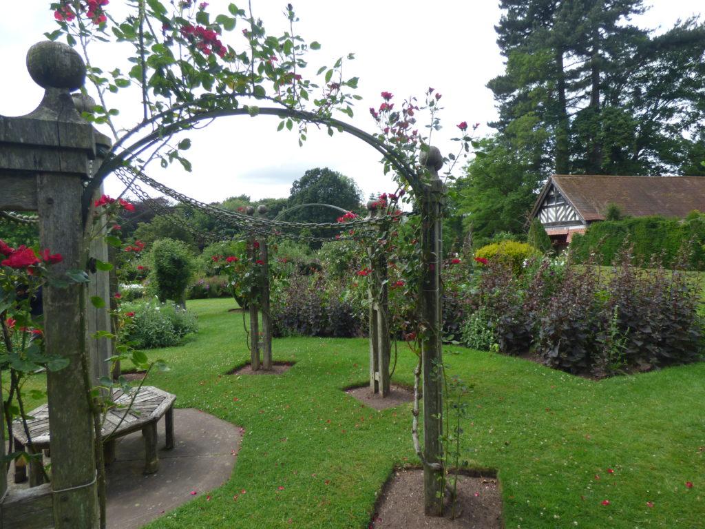 Wightwick Manor Garden