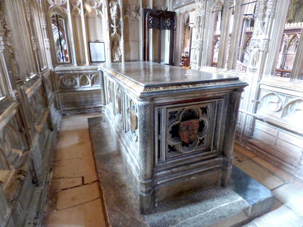 Tomb of Prince Arthur