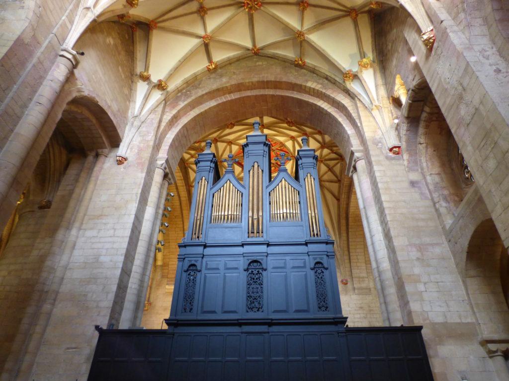 Milton Organ
