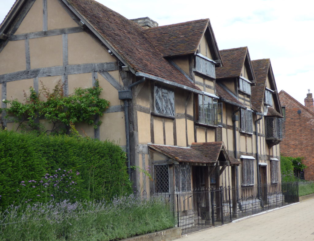 """""""Shakespeare's Birthplace"""""""