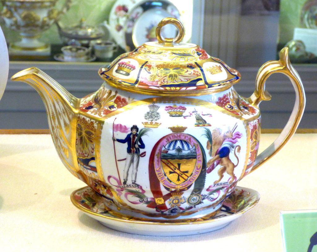 Nelson Teapot