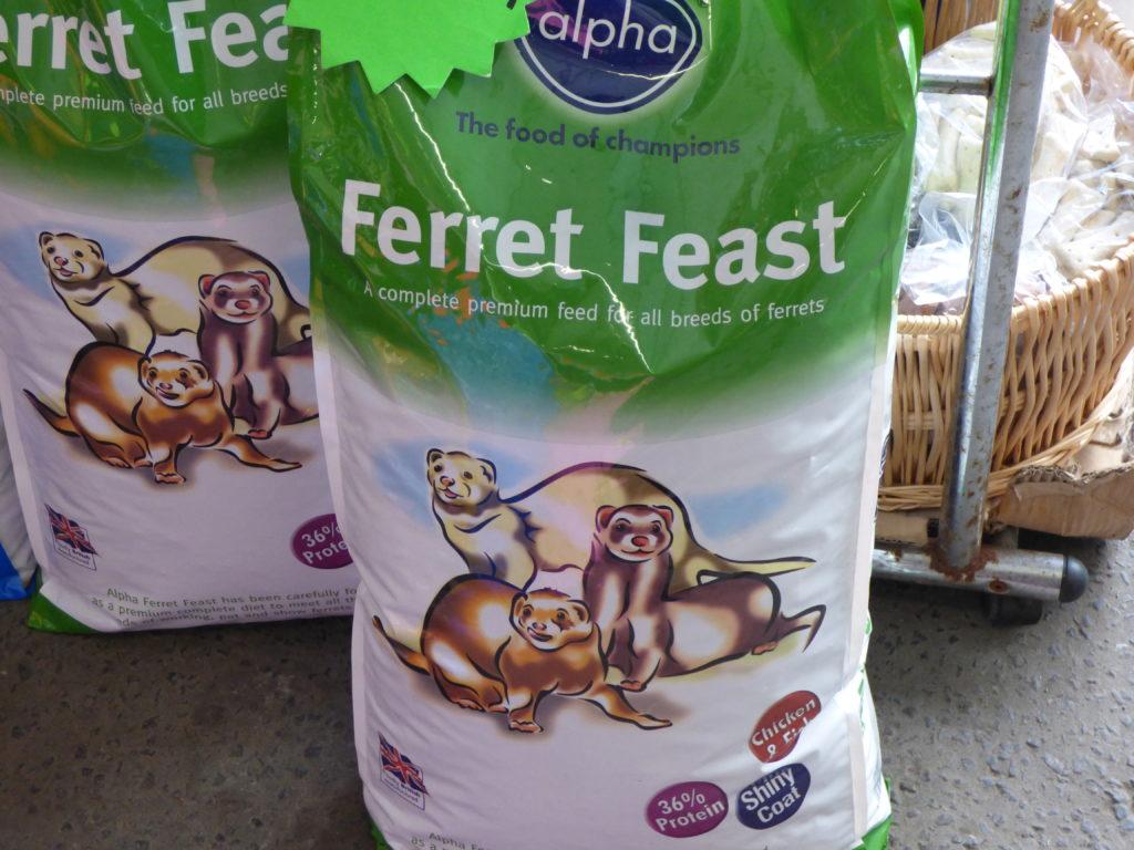 Ferret Kibble
