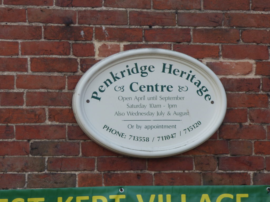 Penkridge Heritage Centre Hours