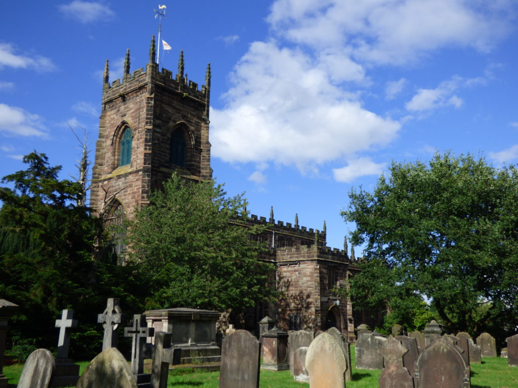 St. Michael and All Angels, Penkridge