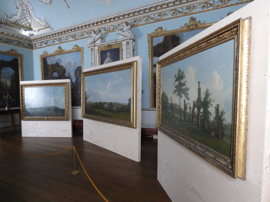 Awful painting display