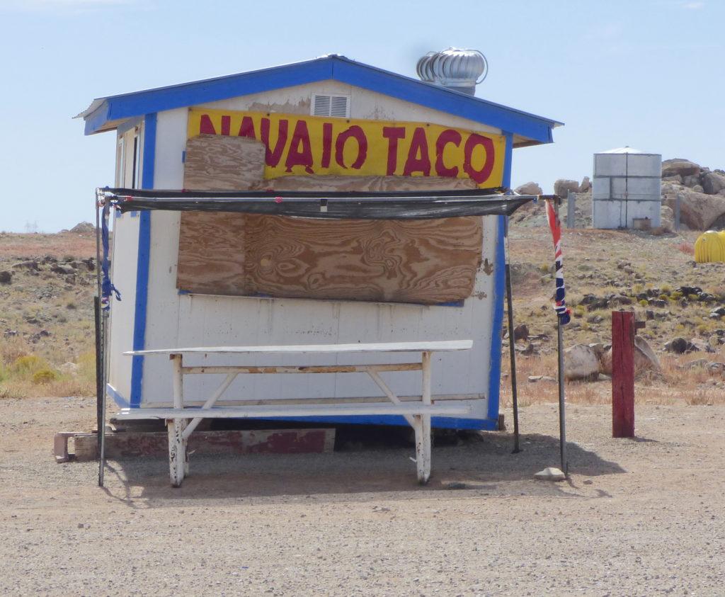 Navajo Taco